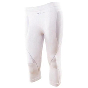 Брюки 3/4 Accapi polar bear seamless 3/4 TROUSRS LADY white / silver