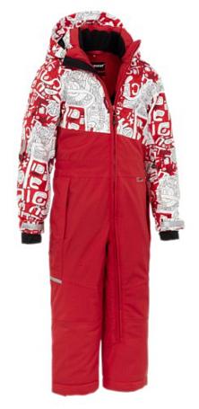Купить Комбинезон горнолыжный MAIER 2012-13 Janosch Fire темно-красный Детская одежда 785111