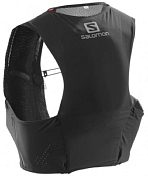 Рюкзак-жилет SALOMON 2020 S/Lab Sense Ultra 5 Set Black
