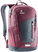 Рюкзак Deuter 2020 StepOut 16 Graphite/Maron