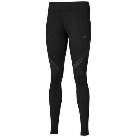Купить Брюки беговые Asics 2016-17 LITE-SHOW WINTER TIGHT Одежда для бега и фитнеса 1277224