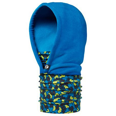 Капюшон BUFF KIDS HOODIE BUFF CAMOBU\HARBOR POLARTEC