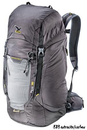 Купить Рюкзак Salewa Peak 38 antracite/carbon Рюкзаки туристические 722405