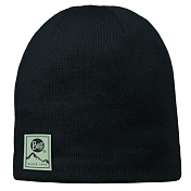 Шапка BUFF KNITTED HATS BUFF SOLID BLACK