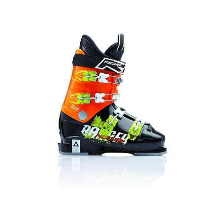 Купить Горнолыжные ботинки FISCHER 2014-15 Kids Ranger 60 Jr. Black/Orange, Ботинки горнoлыжные, 1143123