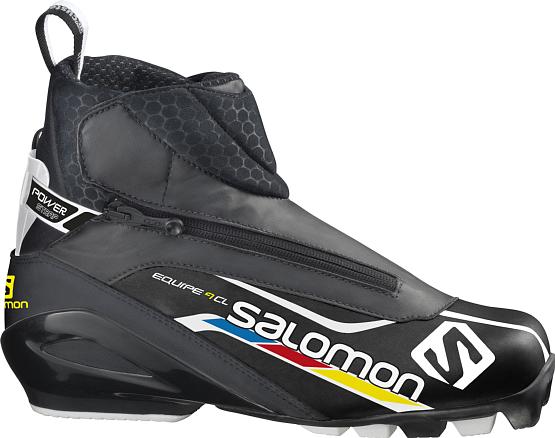 Купить Лыжные ботинки SALOMON EQUIPE 9 CLASSIC CF, ботинки, 1187551
