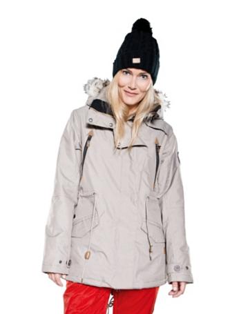 Купить Куртка сноубордическая I FOUND 2014-15 ORCHID JACKET CINDER, Одежда сноубордическая, 1140743