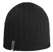 ШапкаГоловные уборы<br>Теплая двухсторонняя вязаная шапка.<br>Состав: бамбук<br>Цвет: черный<br><br>Пол: Унисекс<br>Возраст: Взрослый<br>Вид: шапка