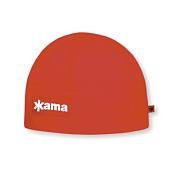 ШапкаГоловные уборы<br>Эластичная шапка для занятий активными видами спорта, с внутренней стороны изделия повязка, выполненная из нитей Thermolite для утепления.<br>Состав: 100% лайкра<br>Цвет: красный