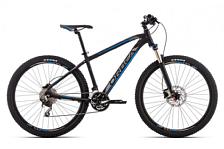 ВелосипедКолеса 27,5<br>Горный любительский велосипед Orbea MX 27 20 2015. Установлены вилка SR Suntour XCR LO-R Coil, а также полупрофессиональное оборудование. Orbea Mx 29 20 2014 прекрасно подойдёт для катания как в городе, так и по пересечённой местности.<br><br>Рама: Orbea Hexatubing Aluminum, внутренняя проводка троса<br>Амортизационная вилка: SR Suntour XCR LO-R Coil, эксцентрик<br>Рулевая колонка: 1-1/8, полу-интегрированная<br>Вынос: Orbea OC-II<br>Руль: Orbea OC-I Riser, ширина 680мм<br>Тормоза: Shimano BR-M355<br>Манетки: Shimano Deore SL-M591<br>Передний переключатель: Shimano Deore FD-M591<br>Задний переключатель: Shimano Deore RD-M593 Shadow<br>Система шатунов: FSA Alfa Drive, 22X30X40T<br>Педали: VP-536, черные<br>Цепь: KMC X10<br>Кассета: Shimano CS-HG50, 11-36T<br>Обода: Orbea Aluminum Disc<br>Покрышки: Kenda K922, 27.5X2.10<br>Подседельный штырь: Orbea OC-I, диаметр 27.2мм, длина 400мм<br>Седло: Velo 1353<br><br>Пол: Унисекс<br>Возраст: Взрослый