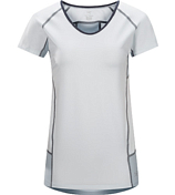 Футболка туристическая Arcteryx 2014 Endorphin Kapta SS Shirt Womens Zircon Zircon