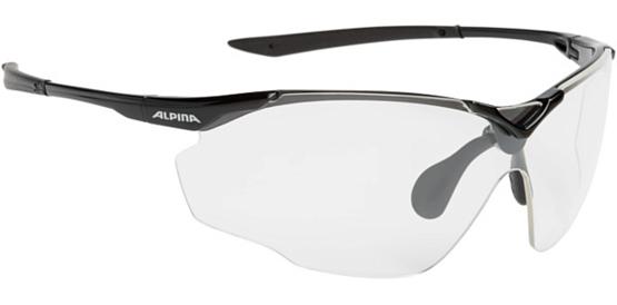 Купить Очки солнцезащитные Alpina PERFORMANCE SPLINTER SHIELD C+ black/clear fogstop S0 1131697