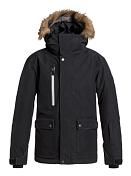 Куртка сноубордическая Quiksilver 2015-16 Selector Y Jkt B SNJT BLACK