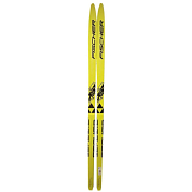 Беговые лыжи Fischer 2018-19 SPRINT CROWN YELLOW JR