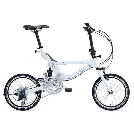 Купить Велосипед JANGO Jango18V18 Белый, Складные велосипеды, 829264