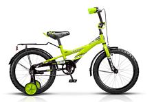 ВелосипедДо 6 лет (колеса 12-18)<br>Детский от 3 до 5 лет велосипед Stels Pilot 130 16 2016. Велосипед оборудован стальной рамой. Установлены жесткая вилка , ножные тормоза, а также начальное оборудование. Stels Pilot 130 16 2016 непременно обрадует Вашего малыша, обеспечив безопасность при катании и радость от весёлых поездок.<br><br>Рама и амортизаторы<br><br>Рама: сталь<br><br>Цепная передача<br><br>Количество скоростей: 1<br><br>Колеса<br><br>Обода: сталь<br><br>Компоненты<br><br>Передний тормоз: ручной клещевой<br>Задний тормоз: ножной<br>Производство: Разработка: Россия. Производство: КНР &amp;#40;Тайвань&amp;#41;.<br><br>Пол: Унисекс<br>Возраст: Детский