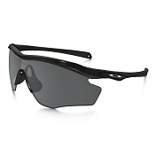 Очки солнцезащитные Oakley 2018 M2 FRAME XL Polished Black/Black Iridium
