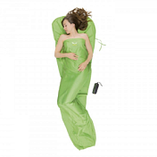 Вкладыш в спальник Salewa 2015 Liners and Pillows JADE LINER SILVERIZED GREENWICH /