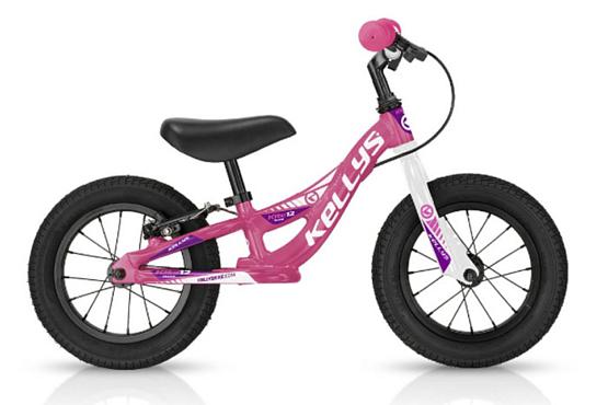 Купить Велосипед Kellys KELLYS KITE 12 RACE розовый беговел 2016 Розовый Беговелы (для малышей) 1256482