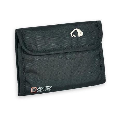 Купить Кошелек TATONKA Money Box RFID black Кошельки 1246265
