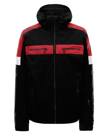 Купить Куртка горнолыжная TONI SAILER 2017-18 LEWIS black, Одежда горнолыжная, 1372804
