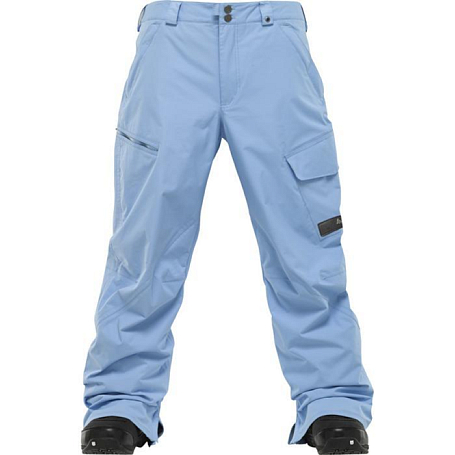 Брюки сноубордические BURTON 2011-12 Men's burton outerwear POACHER PANT BLUE 23