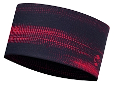 Повязка BUFF Headband BUFF STROKE RED