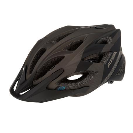 Купить Летний шлем Alpina TOUR Skid 2.0 L.E. black-anthracite, Шлемы велосипедные, 1179995