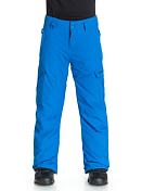Брюки сноубордические Quiksilver 2015-16 Mission Yth Pnt B SNPT OLYMPIAN BLUE