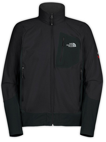 Куртка туристическая THE NORTH FACE 2012 T0AYFR M APEX ELIXIR JACKET (Black) черный