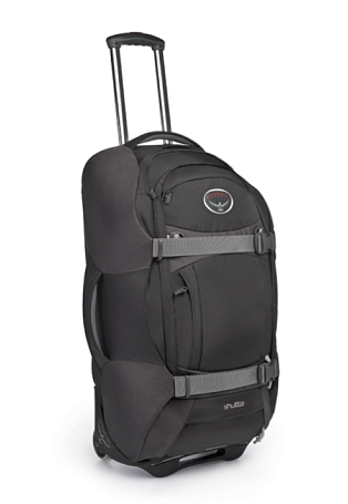 Сумка Osprey 2014-15 Shuttle 80 Charcoal