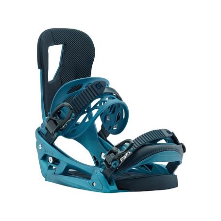 Купить Сноуборд крепления BURTON 2017-18 CARTEL EST BLUE BOY 1355830