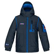 Куртка горнолыжная Poivre Blanc 2015-16 W15-0900-JRBY blue profond/electric blue