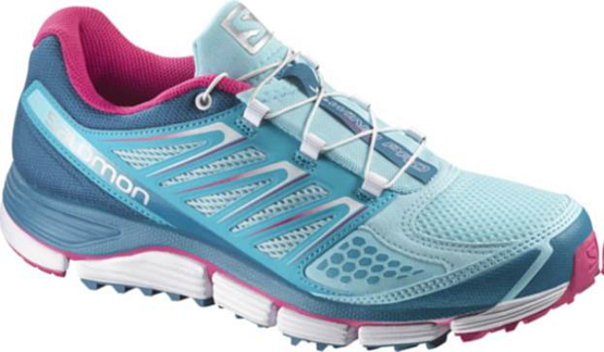 Купить Беговые кроссовки для XC SALOMON 2015 X-WIND PRO W AIR/BOSS BLUE/PK Кроссовки бега 1172780