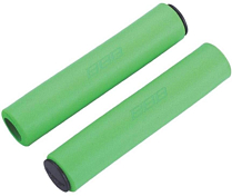Грипсы BBB Sticky 130 mm Green