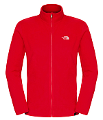 Жакет туристический THE NORTH FACE 2015 Tekware M 100 GLACIER FZ TNF RED 682