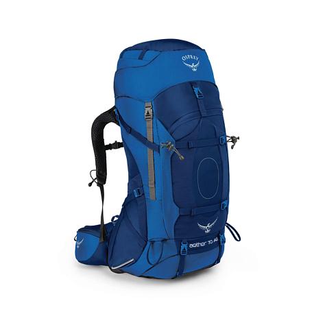 Купить Рюкзак Osprey Aether AG 70 Neptune Blue Рюкзаки туристические 1338005