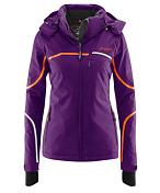 Куртка горнолыжная MAIER 2015-16 MS Classic Libra dark purple