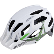 Велошлем Alpina 2019 Garbanzo White/Titanium/Green