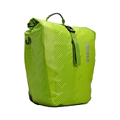 Сумка THULE Pack n Pedal Shield Pannier Large (pair) Chartreuse, салатовый