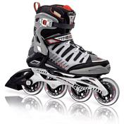 Роликовые конькиРолики детские<br>Быстрые, комфортные ролики для опытных роллеров. Обеспечивает хорошую передачу усилия и комфорт во время длительных прогулок на роликовых коньках.<br><br>Ботинок созданный по технологии True Wrap , плотно обхватывает ногу.<br>Серия: Fitness Колеса &amp;#40;мм&amp;#41;: Spiral 90mm/84A<br>Подшипники: SG9<br>Застежка: бакля с подкачкой, система быстрой шнуровки<br>TFS Рама: 275mm&amp;#40;для размеров 22,0-26,5&amp;#41;, 285mm &amp;#40;для 27,0-27,5&amp;#41;<br>Стили катания: Fitness<br><br>Пол: Унисекс