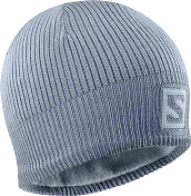 Шапка SALOMON 2020-21 Logo beanie Ashley Blue