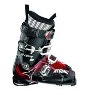 Горнолыжные ботинки ATOMIC 2013-14 Live Fit 90 TRANSPARENT RED