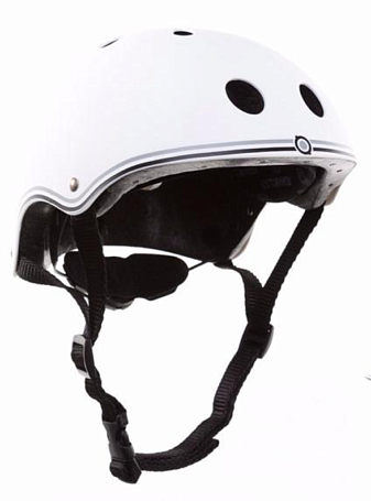 Купить Летний шлем Globber 2017 JUNIOR Белый Шлемы велосипедные 1321883