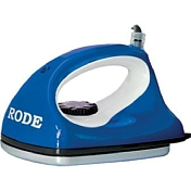 Утюг RODE Travel waxing iron 90°C/150°C, plate 14x11x1cm