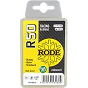 Безфтористый парафин RODE 2018-19 Racing glider yellow 60 g