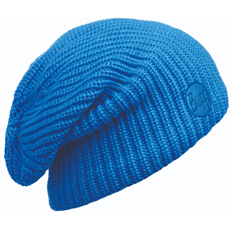Шапка BUFF KNITTED HATS BUFF DRIP BLUE