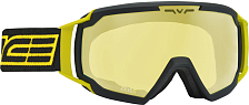 Очки горнолыжные Salice 2020-21 618DAF Yellow/Double Antifog Yellow