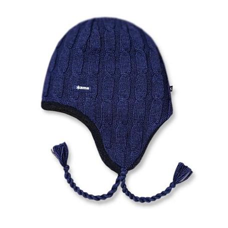 Купить Шапка Kama A69 (navy) т. синий Головные уборы, шарфы 866374