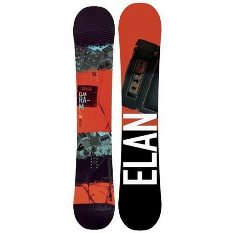 Купить Сноуборд Elan 2013-14 RAM доски 1071249